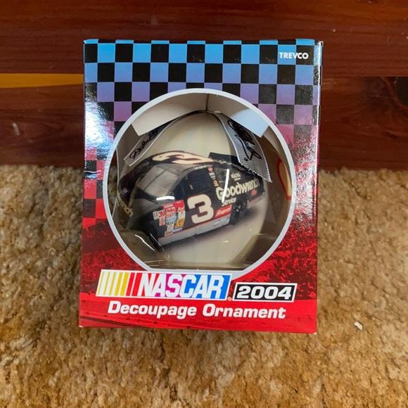 NASCAR Dale Earnhardt ornament